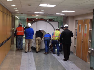 State-of-the-Art MRIs Moved into Seton Medical Center Austin